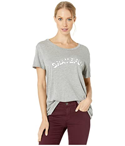 good hYOUman Dakota Grateful Tee (Heather) Women