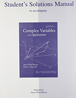 Complex Variables and Application - Student Solution Manual