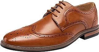 VEPOSE Men's Dress Shoes Classic Formal Oxfords Dress Shoes for Men