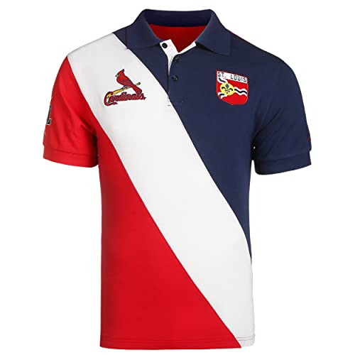 wholesale dealer 5418a 521f2 Men's St Louis Cardinals Shirts: Amazon.com