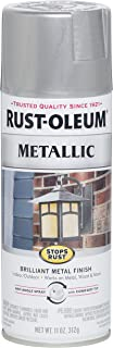Best silver rustoleum spray paint Reviews