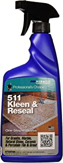Miracle Sealants KLRE32OZ6 511 Kleen & Reseal Cleaners, 32 oz.