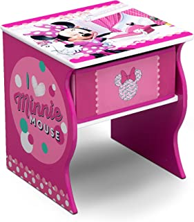 میز کنار دلتا کودکان با ذخیره سازی ، مینی ماوس دیزنی