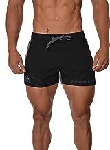YoungLA Men's Bodybuilding Gym Running Shorts