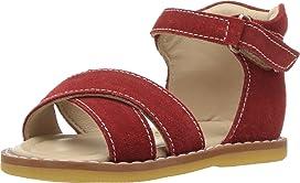 Amy Crossed Sandal (Toddler)