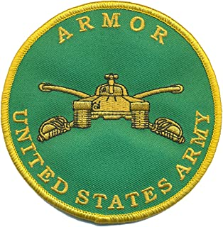 us army armor patches