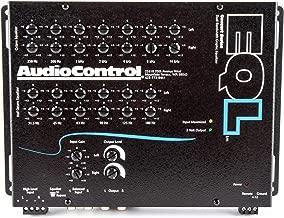 AudioControl EQL Black Trunk Mount Equalizer and Pre-Amp