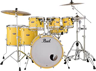Pearl Drum Set, Solid Yellow, inch (DMP927SPC228)