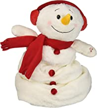 Department 56 Snowpinions Animated Melting Snowman, 10.8