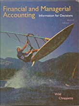 Financial and Managerial Accounting, Information for Decisions, 2nd Edition, Second Edition - Volume 1 and Volume 2 in One Book, Chapters 1 - 24 - Hardcover - 2007
