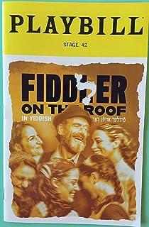 Amazon com: Theater - Playbills / Entertainment: Collectibles & Fine Art