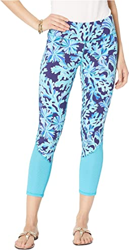 Luxletic Weekender Midi Leggings