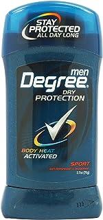 Degree Men Sport Original Protection Stick 2.7oz (76g) ディグリー メン スポーツ デオドラント [並行輸入品]