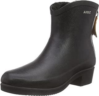 Aigle Miss Juliette Bottillon Fur Womens Wellington Boots