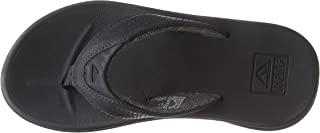 REEF Men's Sandals Rover | Athletic Flip Flops for Men with Soft Cushion Footbed