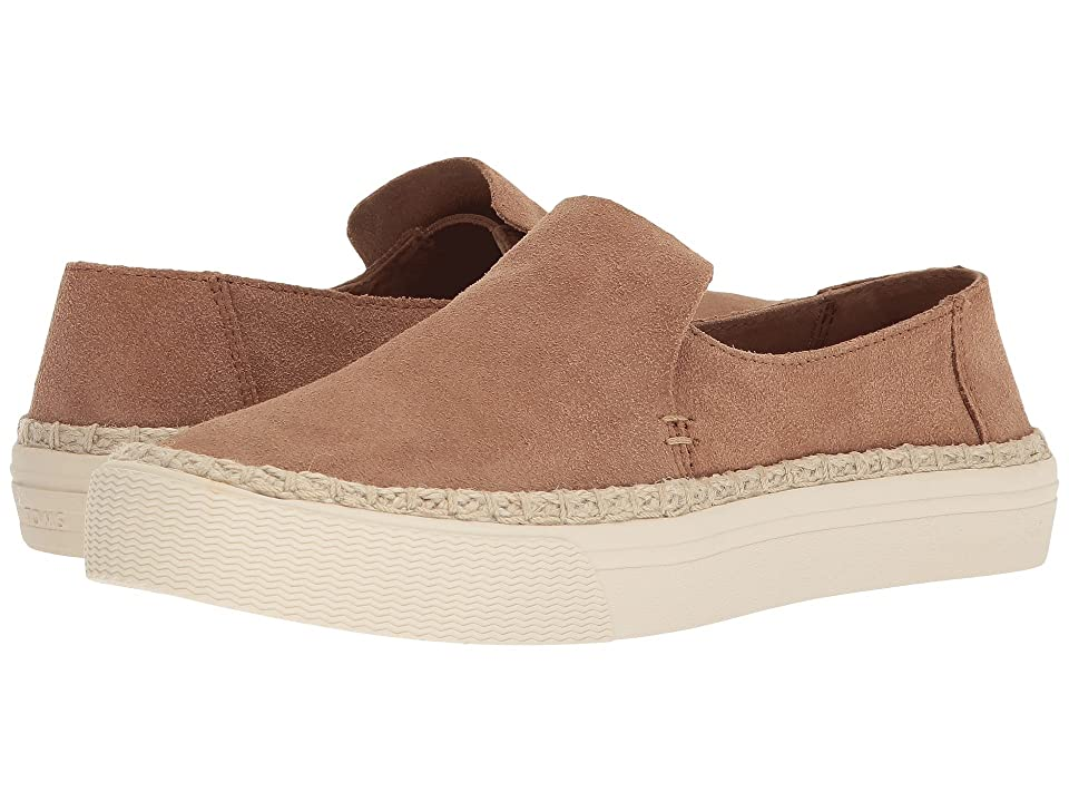 TOMS Sunset (Toffee Suede) Women