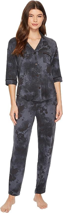 DKNY - 3/4 Sleeve PJ Set