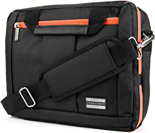 Laptop Hybrid Shoulder/Messanger Orange Bag Google Pixel Google Pixelbook