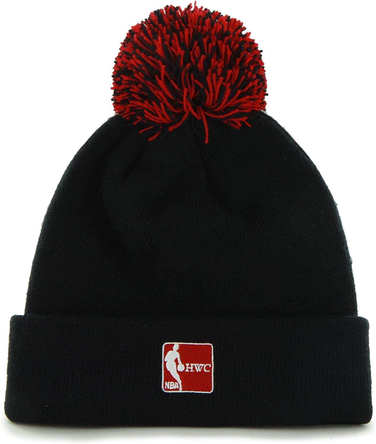 Chicago Winter Hat Chicago Pride Hat Cuffed Beanie for Winter Chicago Colors Chicago Skull Cap Embroidered Chicago Beanie