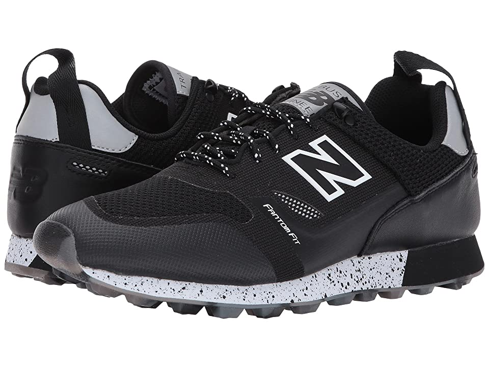 New Balance Classics Trailbuster Re-Engineered (Black/Steel) Men