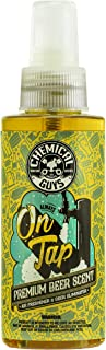 Chemical Guys AIR24504 On Tap Beer Scented Air Freshener and Odor Eliminator, 4. Fluid_Ounces
