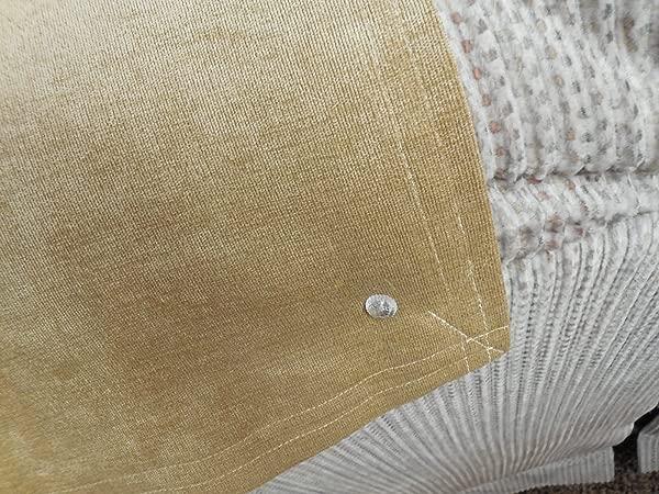 Stitch N 艺术剧院座椅椅套躺椅垫头枕家具保护套 UF 骆驼 14x30 沙发双人沙发