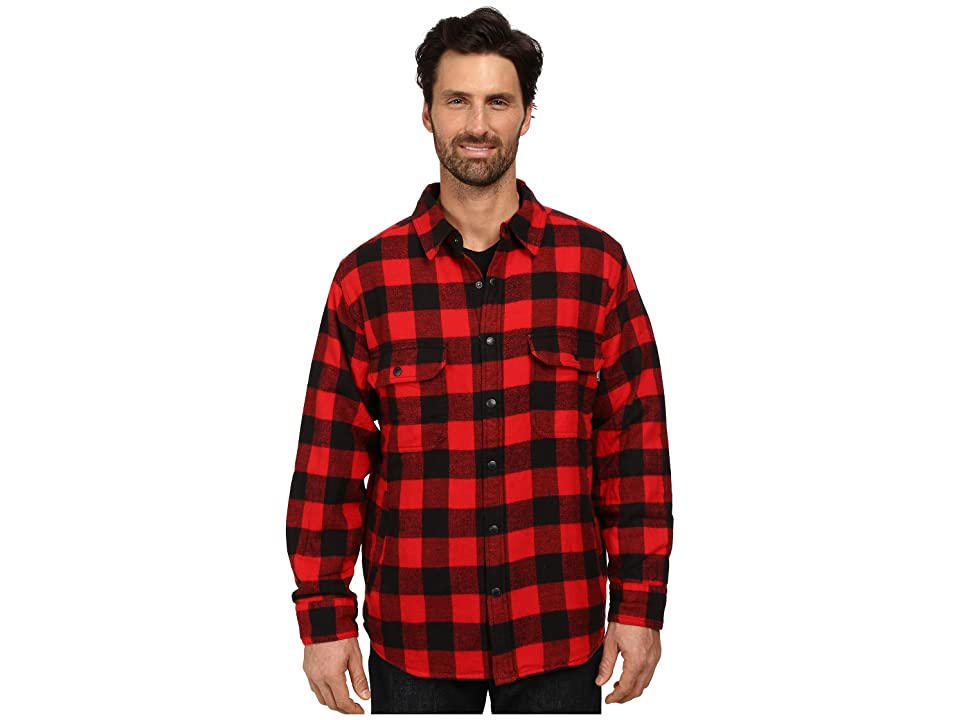 Woolrich Oxbow Bend Shirt Jacket (Old Red Buffalo) Men