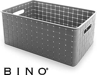 rectangular storage bins plastic