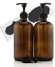 Best hand wash glass bottle Reviews