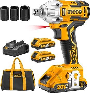INGCO CIWLI20013 Impact Wrench