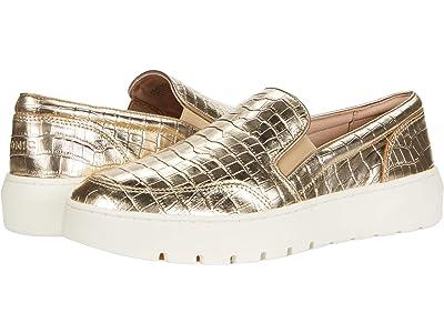 VIONIC Dinora (Gold Croc Metallic) Women