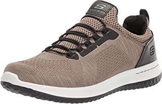 Skechers Delson Brewton Mens 65509TAN