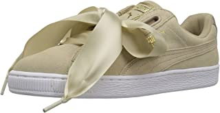Women's Suede Heart Safari Wn Sneaker
