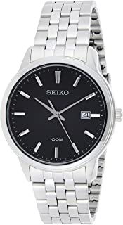 Seiko Men Silver Analog Watch - SUR261P1