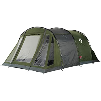 Coleman Galileo 5 Tenda, Verde/Grigio