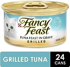 Purina Fancy Feast Grilled Feast in Gravy Canned Wet Cat Food