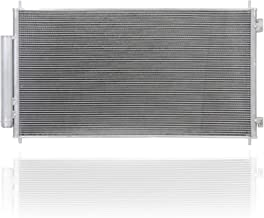 A-C Condenser - Pacific Best Inc For/Fit 3599 Honda CRV