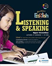 All About English: Listening and Speaking for Upper Secondary