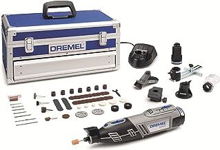 Dremel 8220 5 /65 12V /2.0 Ah Li /Ion Çok Fonksiyonulu Alet, Siyah/Gri