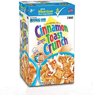 General Mills Cinnamon Toast Crunch (24.75 Oz. Bag, 2 Ct.) - SCS