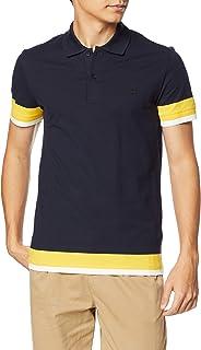 [ラコステ] ポロシャツ [公式] エッジカラードポロシャツ メンズ PH1843L