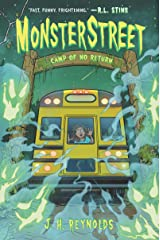 Monsterstreet #4: Camp of No Return Kindle Edition