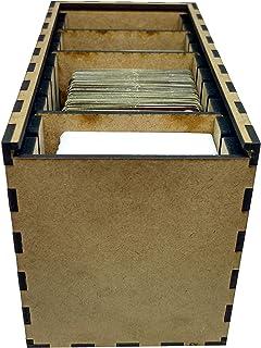 Card Box (Organizador Portátil de Card Games) - Bucaneiros Jogos