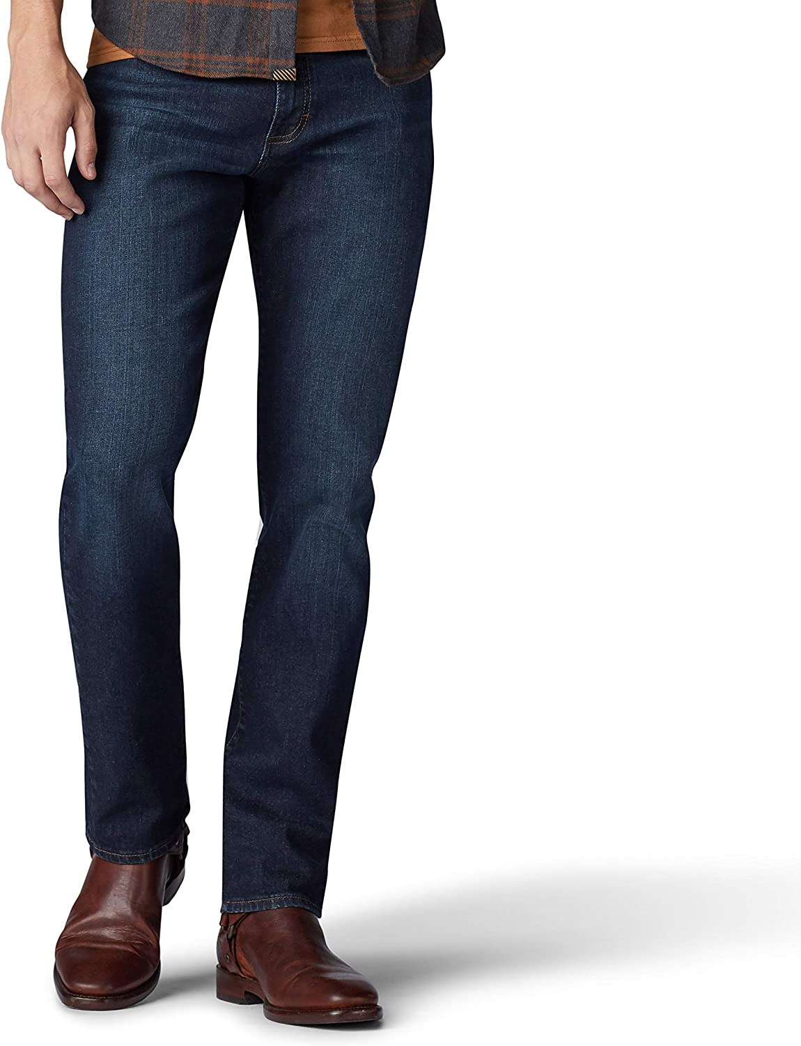 Lee Men's Big New Orleans Mall Tall Performance Sale item Motion Series Straight Extreme