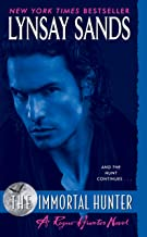 The Immortal Hunter: A Rogue Hunter Novel (Argeneau Vampire Book 11)