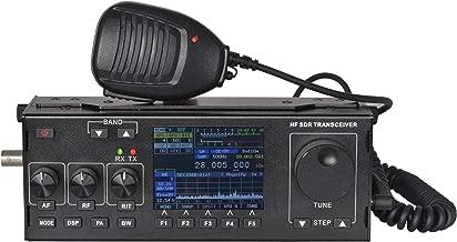RS-978 SSB HF SDR HAM Transceiver with Inner 3800mAh Battery, 15W SDR Mobile Radio, HF Radio