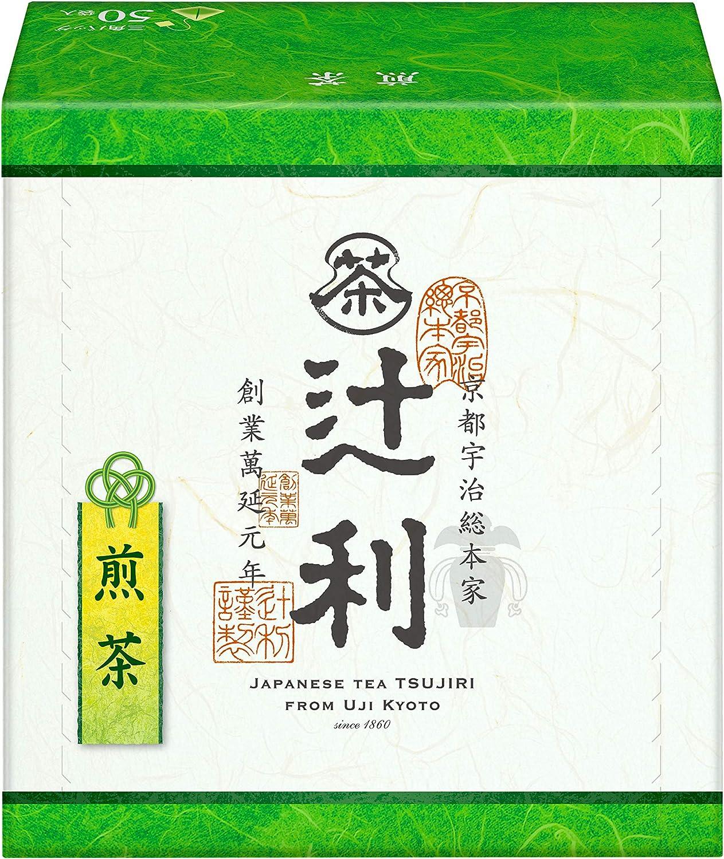 辻利 三角ティーバッグ 煎茶