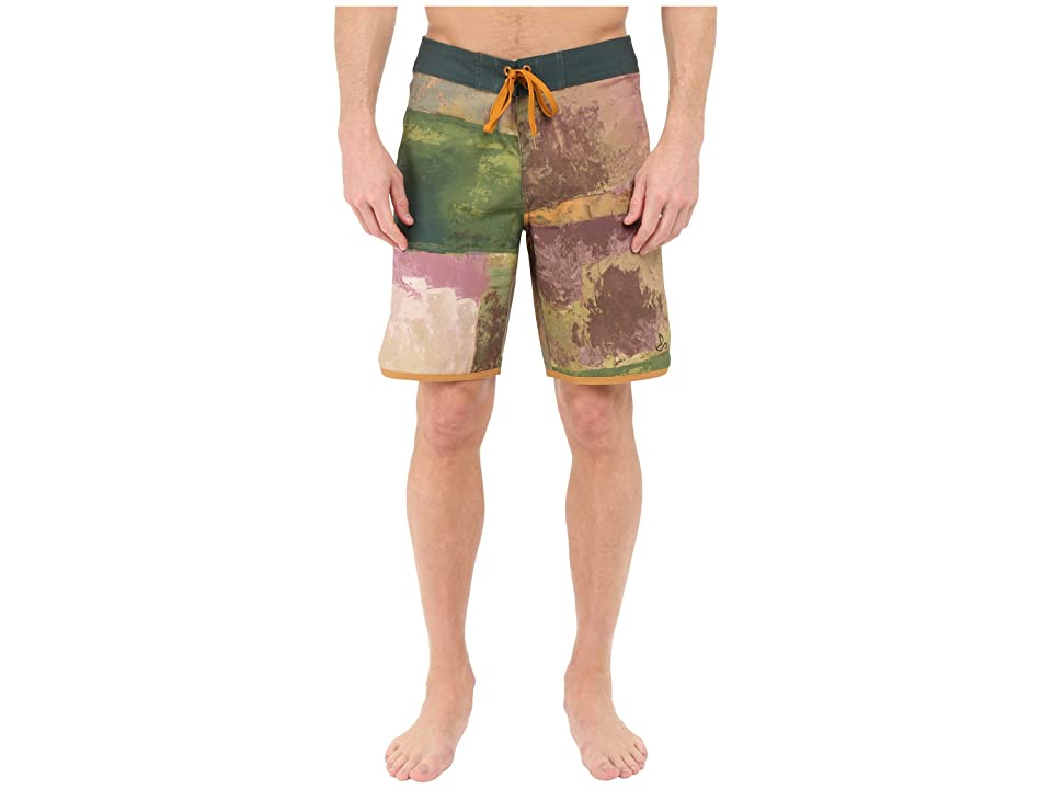 Prana High Seas Shorts (Hunter) Men