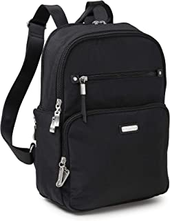 Baggallini The New Classic Collection Explorer Backpack (Black)