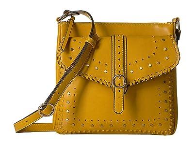 SOLE / SOCIETY Ivah Crossbody (Marigold) Bags